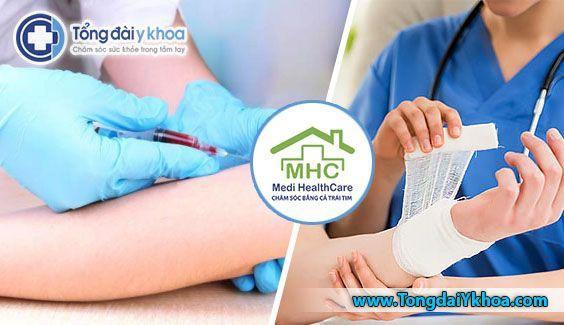 trung tâm chăm sóc sức khỏe tại nhà medi health care chăm sóc sức khỏe mhc