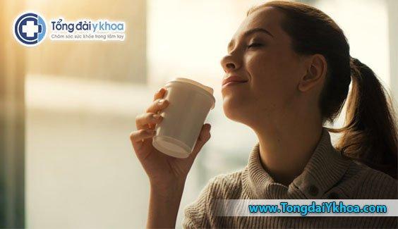Lợi ích tuyệt vời của cà phê !