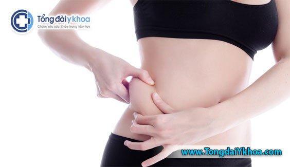 Nguyên nhân gây mỡ bụng là gì