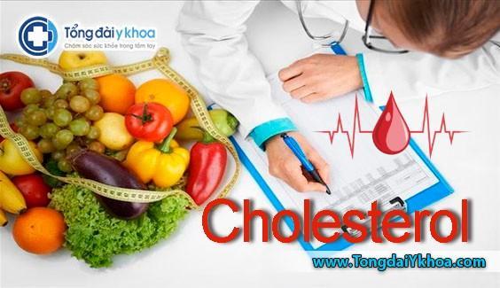 Cholesterol là