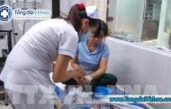 Hàng loạt công nhân nhập viện nghi ngộ độc thực phẩm tại TP.HCM