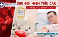 Viện Huyết học - Truyền máu Trung Ương kêu gọi hiến tiểu cầu cứu người bệnh