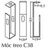 moctreotran - Tấm trần nhôm nhựa Alcorest   Trần nhôm Alcorest