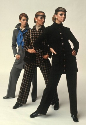 Pantsuits by Andre Courreges