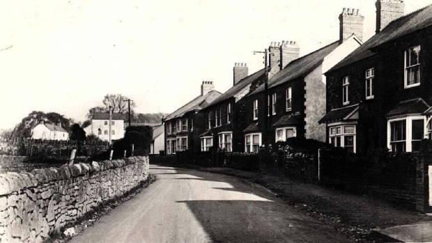 Castle Road Tongwynlais