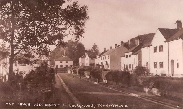 Cae Lewis, Tongwynlais