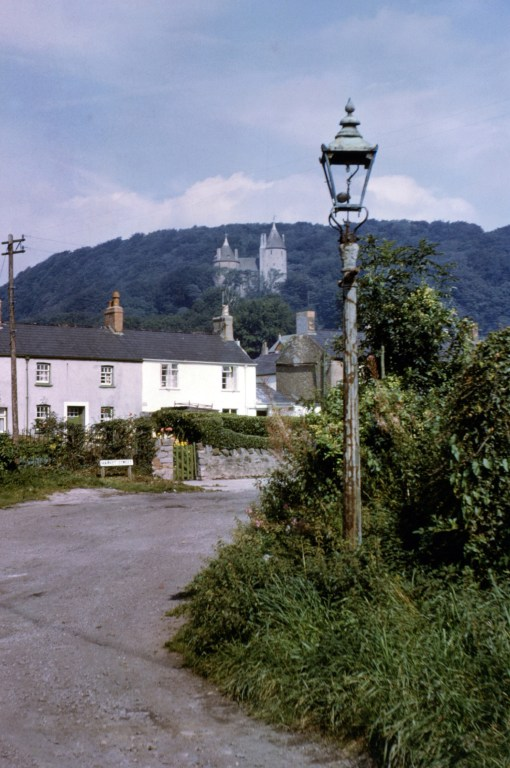 Old Cottages