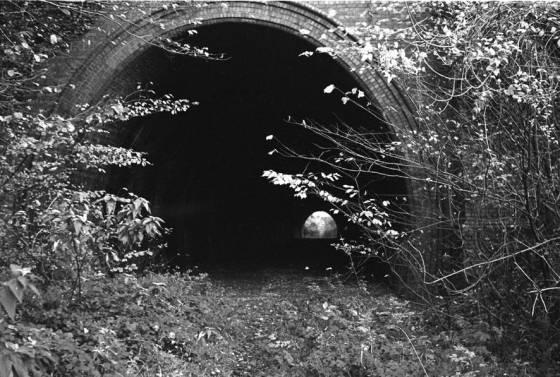 Tongwynlais tunnel