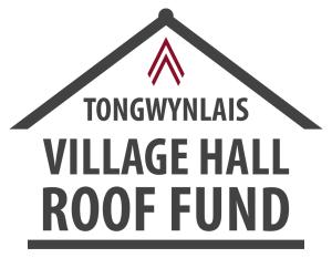 Village hall fundraising logo