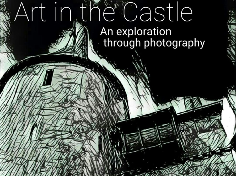 Art in the castle header