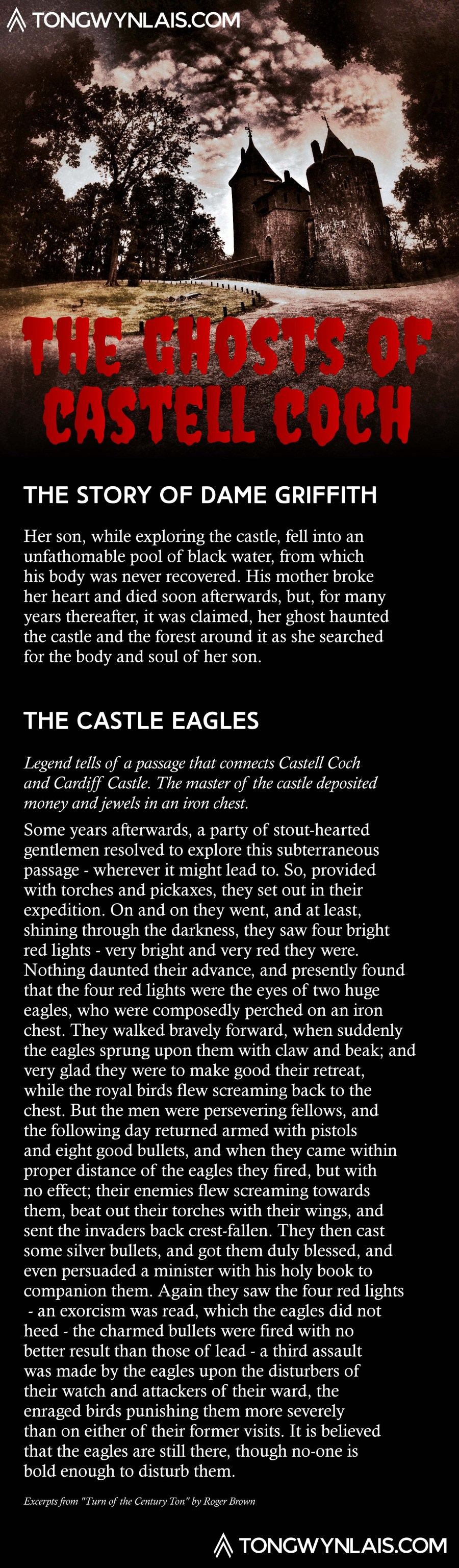 Ghosts of Castell Coch