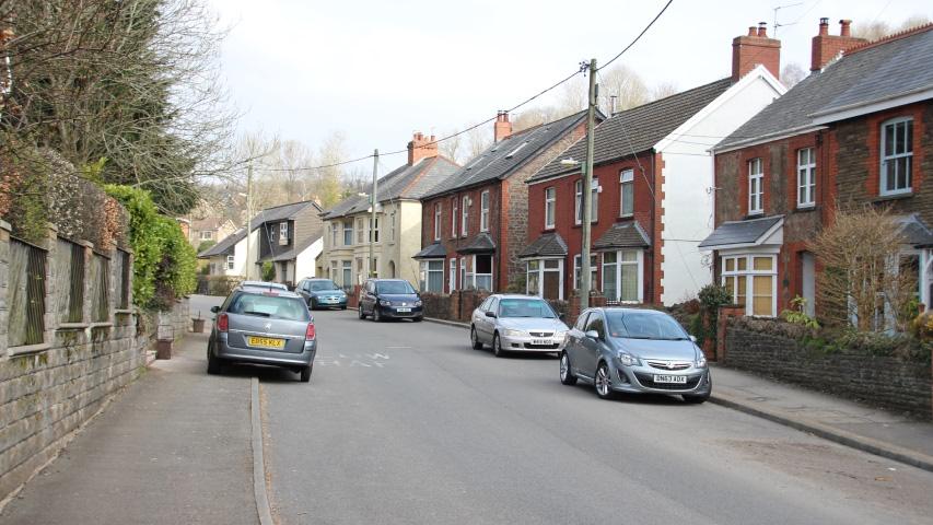 Castle Road, Tongwynlais