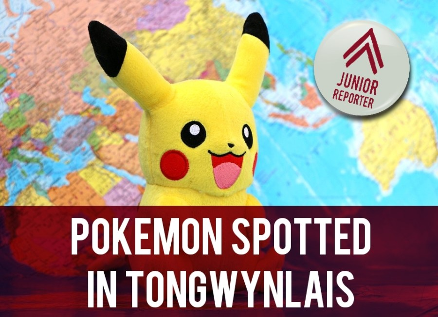 Pokemon spotted in Tongwynlais header