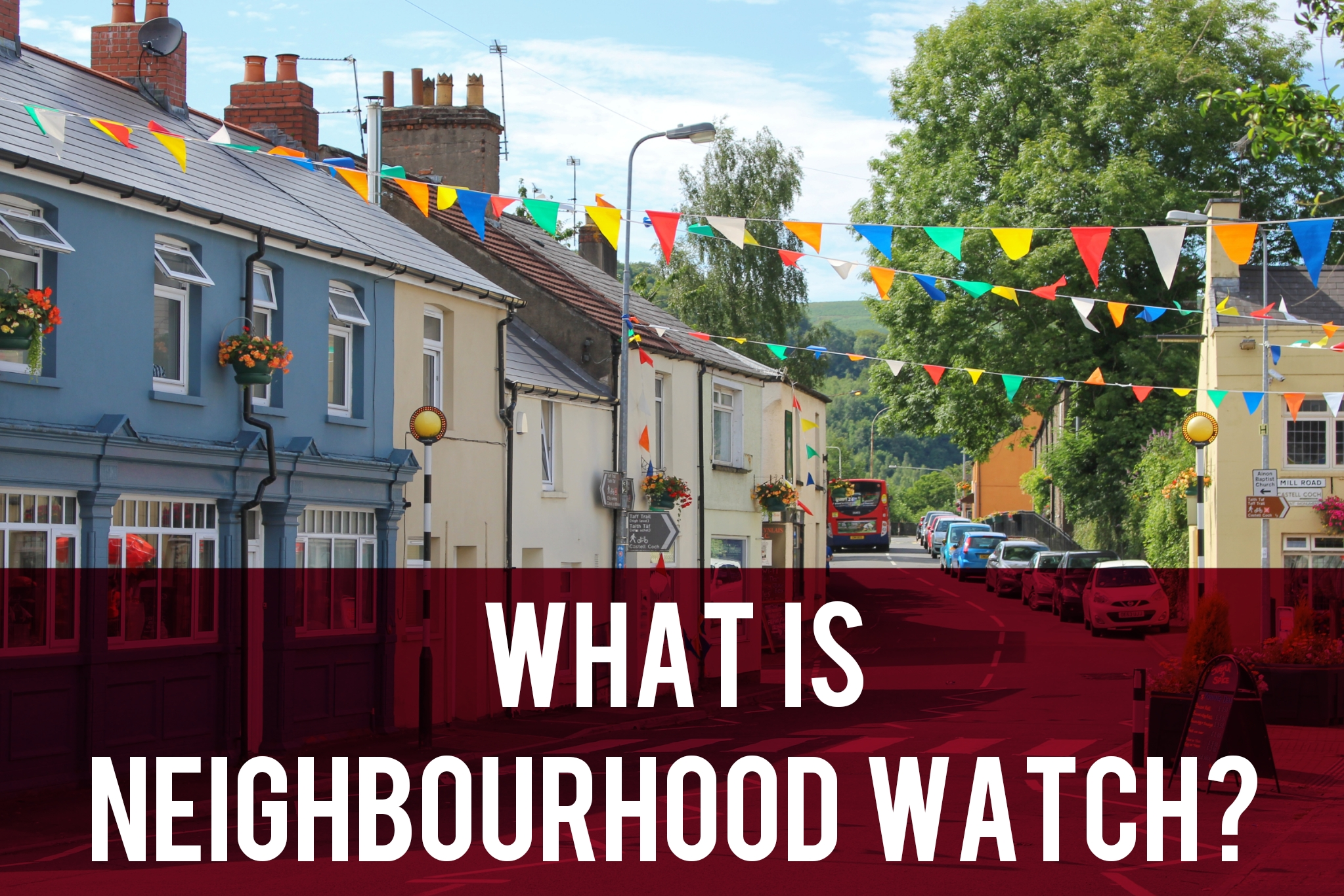 What is neighbourhood watch header