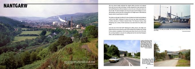 Retracing The Cardiff Railway book