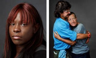 Putting a Face on the Homeless
