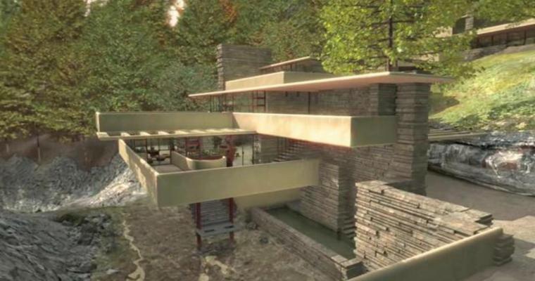 Frank Lloyd Wright master work