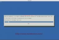 1configuring Mysql server root password