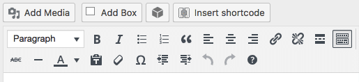 editor default