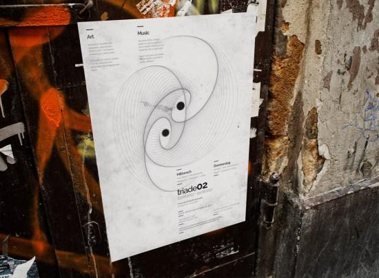 Plakat | Triade02