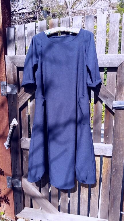 Lily Linen Dress