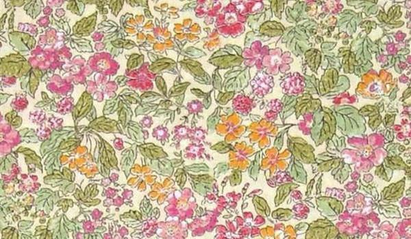 Printed Fabric by Liberty of London