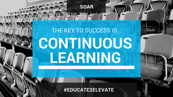 Why Continuous Learning is the Key to Success