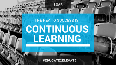 Continous Learning Is The Key to Success