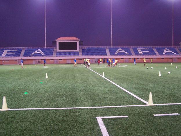 Curso de Iniciación a Técnico Deportivo en la AFA 03