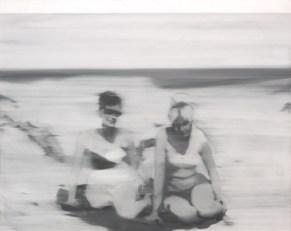Gerhard Richter, Renate and Marianne, 1964