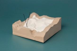 Anne Gibbs experimental 3D work