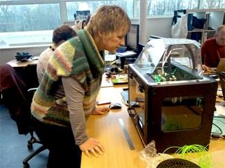 Anne Gibbs 3D Printing