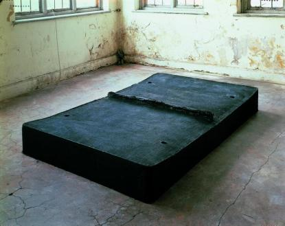Untitled (Black Bed), 199