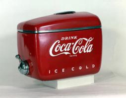 Coca-Cola Soda Dispenser, Raymond Loewy, 1947