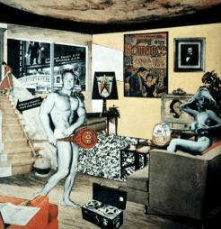 Photomontage, Richard Hamilton, 1962