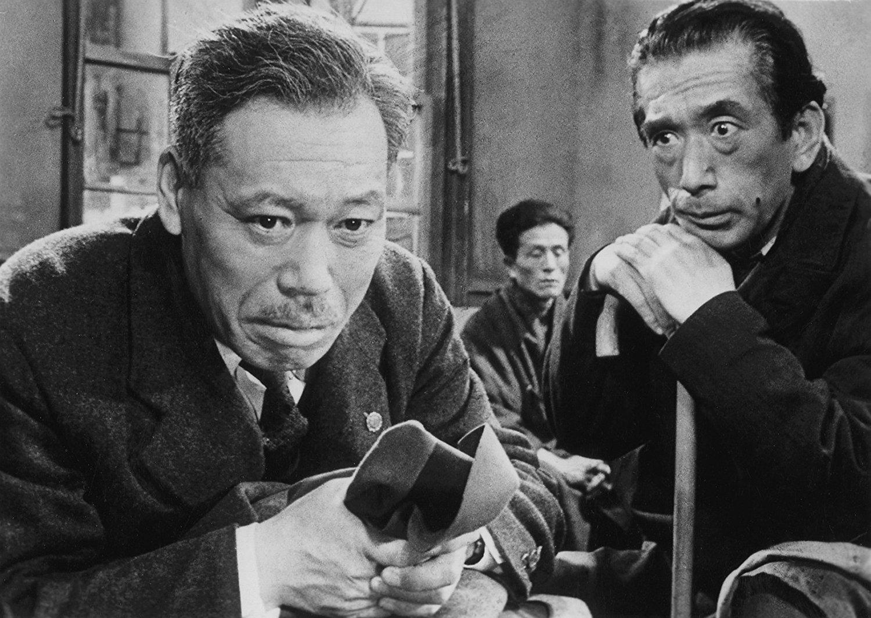 Ikiru, To Live, Piętno śmierci, Takashi Shimura, Akira Kurosawa