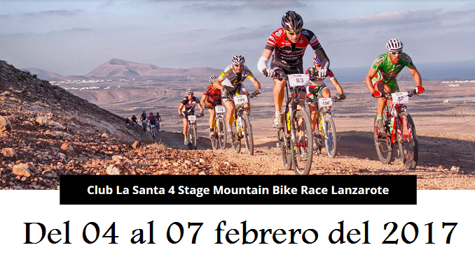 Toni Franco disputará la 4 Stage Mountain Bike Race Lanzarote
