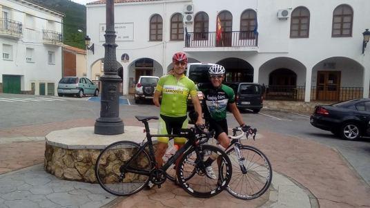 01 Subcampeón de Extremadura de Ciclismo Adaptado MC5