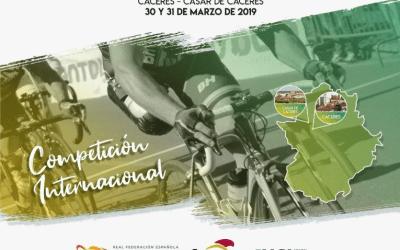 Extremadura European Paracycling Cup 2019 en Casar de Cáceres y Cáceres