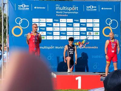 Toni Franco Subcampeón del Mundo de Acuatlón 2019 ITU Pontevedra Multisport World (10)
