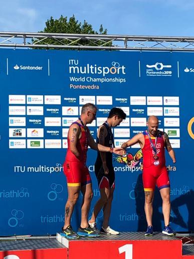 Toni Franco Subcampeón del Mundo de Acuatlón 2019 ITU Pontevedra Multisport World (19)