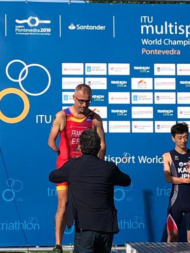 Toni Franco Subcampeón del Mundo de Acuatlón 2019 ITU Pontevedra Multisport World (6)