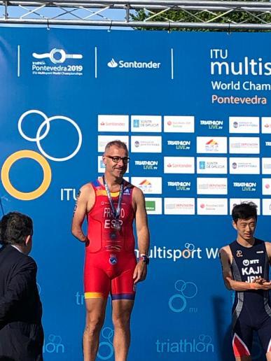Toni Franco Subcampeón del Mundo de Acuatlón 2019 ITU Pontevedra Multisport World (7)