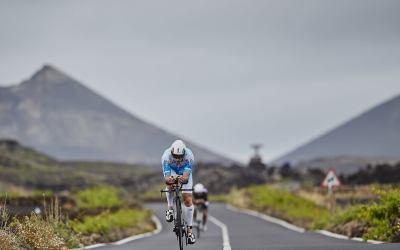 Ironman Lanzarote 2021, Plano General con los Cortes Ciclismo – PROTOCOLO COVID-19
