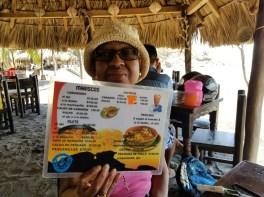 Restaurant at Playa Ventanilla