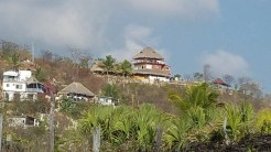 Scenery from the Playa Zipolite