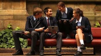 School social media revolution