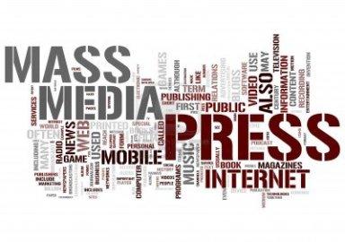 Televisión, internet  y radio; motores de los media