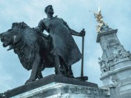 Victoria Memorial detail