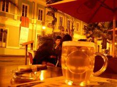 Nicht nur Dufry, auch gutes Bie in Iquique